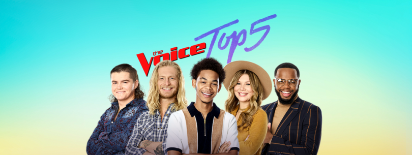The Voice 2021 S20 Finale Top 5 Voting Votes through App Episode 24 May 2021 Online