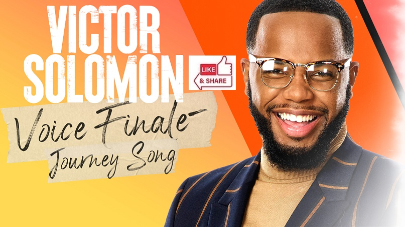 Victor Solomon the Voice 25 May 2021 Finale Voting App Xfinity Website how to Vote Online