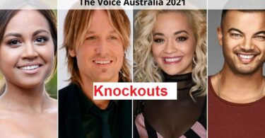 The Voice Australia 2021 Knockouts 2 Episode 10 Audition 30 August 2021 How to watch it online