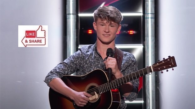 Carson Peters Blind Audition Highlights in the Voice 2021 Season 21