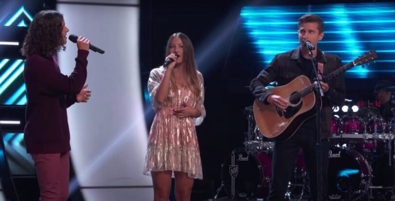 Girl Named Tom Blind Audition Highlights in the Voice 2021 Season 21