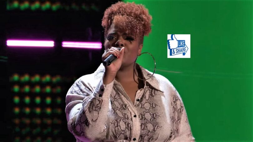 Gymani Blind Audition Highlights in the Voice 2021 Season 21