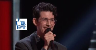 Joshua Vacanti Blind Audition Highlights in the Voice 2021 Season 21