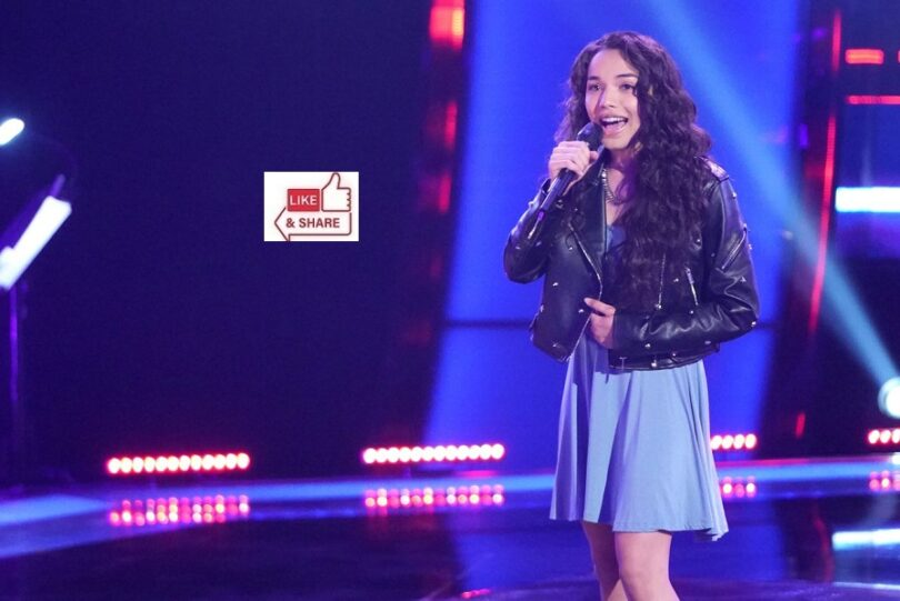 Keilah Grace Blind Audition Highlights in the Voice 2021 Season 21
