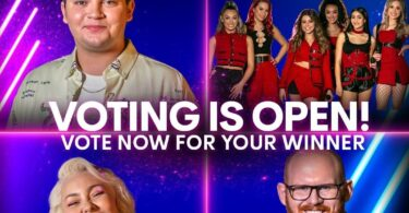 The Voice Top 4 Finale Voting