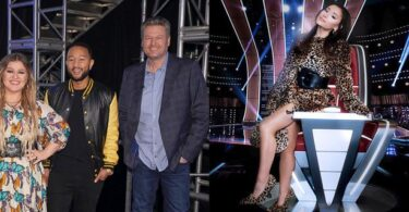 The Voice 2021 S21 First Look Premiere Schedule Episode Audition 20 Sep 2021