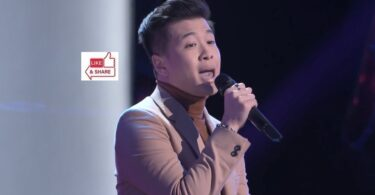 Vaughn Mugol Blind Audition Highlights in the Voice 2021 Season 21