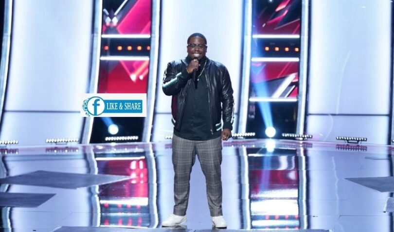 Aaron Hines Blind Audition Highlights in the Voice 2021 Season 21