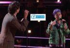 Jack Rogan vs. Sabrina Dias the voice 2021 S21 Battle Performance Results who won
