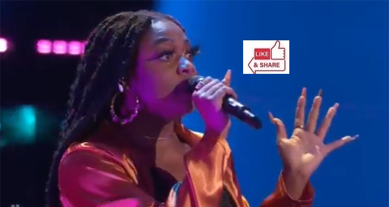 Libianca Blind Audition Highlights in the Voice 2021 Season 21