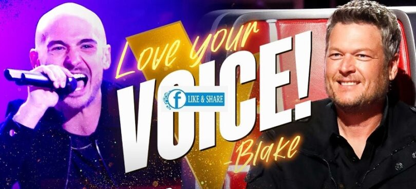 TOMMY EDWARDS Blind Audition Highlights in the Voice 2021 Season 21